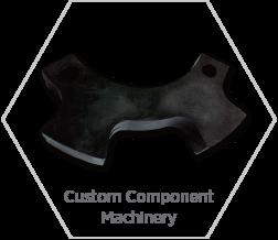 Silicon nitride custom component