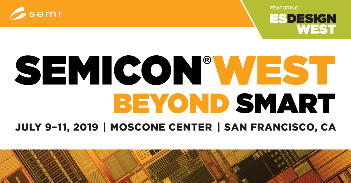 Semicon West 2019 banner