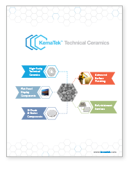 png file of the KemaTek Technical Ceramics brochure